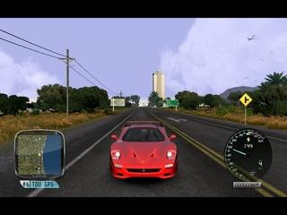 TDU PLATINUM Ferrari F50 600+hp arcada mode  cruise 1