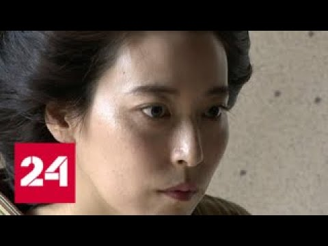 В плену у сакуры в Мацуяме снимают фильм о любви русского военнопленного и японской девушки Р…