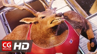 """CGI Animated Short Film: """"RED"""" by Ritzy Animation   CGMeetup"""