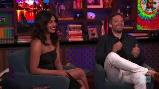 Priyanka Chopra & Sebastian Stan on WWHL