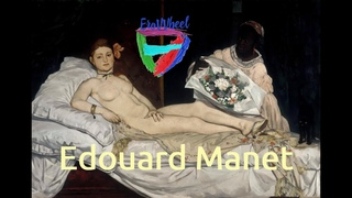 Edouard Manet (1832-1883) : Classical nude oil paintings