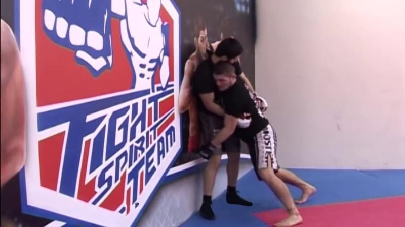 Техника вольной борьбы и болевых приемов в MMA от Хабиба Hурмагомедовa nt ybrf djkmyjb̆ jhm s b jktds ghbtvjd d mma jn f b