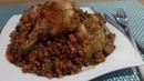 Вкусная гречка как Плов - Пальчики оближешь! Buckwheat with chicken recipes /chicken / karabuğday