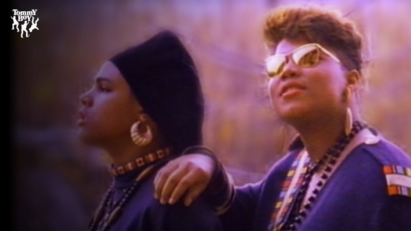 Queen Latifah Ladies First feat Monie Love