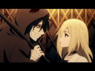 Аниме клип - Покажи мне любовь   Ангел кровопролития   Зак и Рейчел  