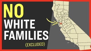 Poverty Program Excludes White Families; Minority Families Get $500/Month in Oakland   Facts Matter