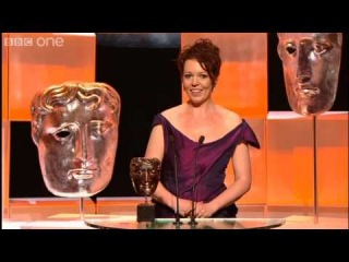 Olivia Colman wins Best Supporting Actress Bafta - The British Academy Television Awards 2013 - BBC