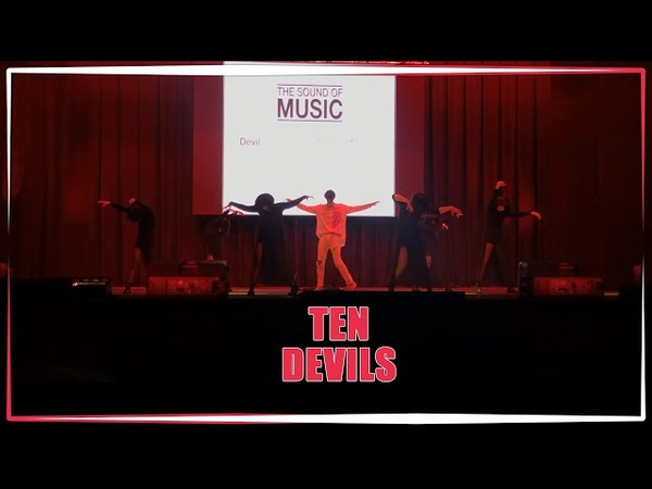 DANCE COVER TEN Devils x 엔N 인연 by Boy s Day x O.M.G