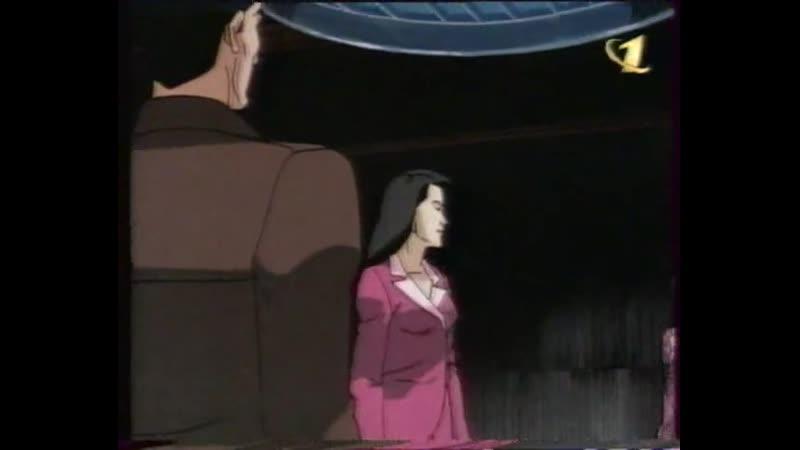 Невероятные приключения Джонни Квеста. 2 сезон 24 серия. Ночь Зиндзя