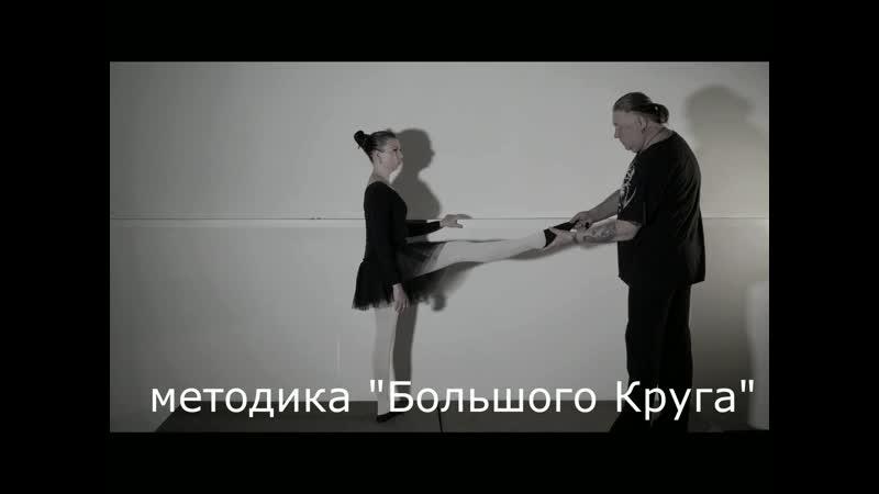ШКОЛА ТЕЛА Театра Марон методика большого круга