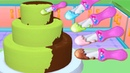 Fun 3D Cake Cooking Game My Bakery Empire Bake Decorate Serve Cakes Gameplay By TabTale