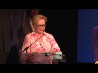 An Ode to Ann by Meryl Streep