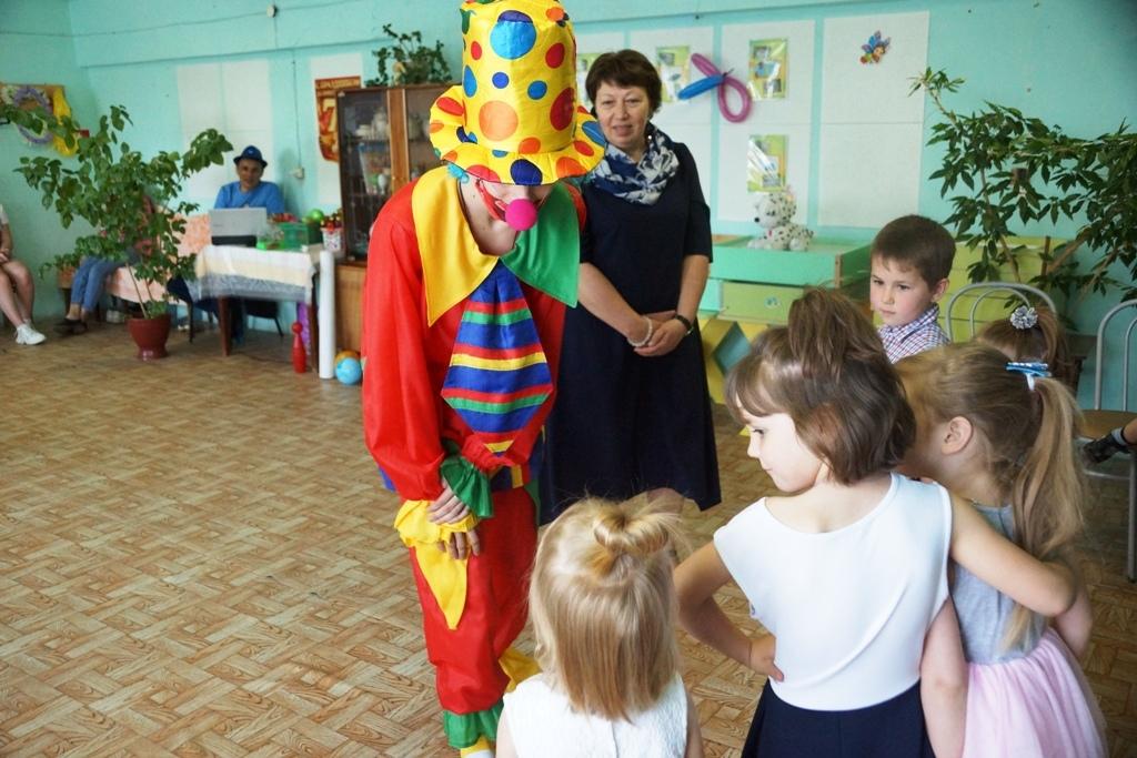 Прошел детский праздник в нашем центре 4