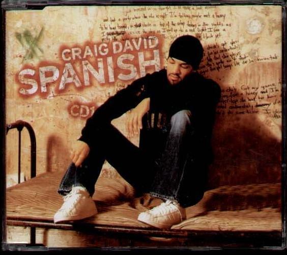 Craig David album Spanish 2003