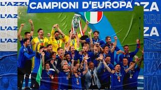 Italia Campione d'Europa | Rinascimento Azzurro