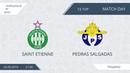 AFL19 EuroLeague A Division SZAO Day 10 Saint Etienne Pedras Salgadas