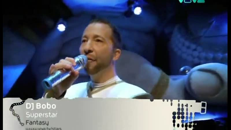 DJ Bobo Superstar VIVA TV