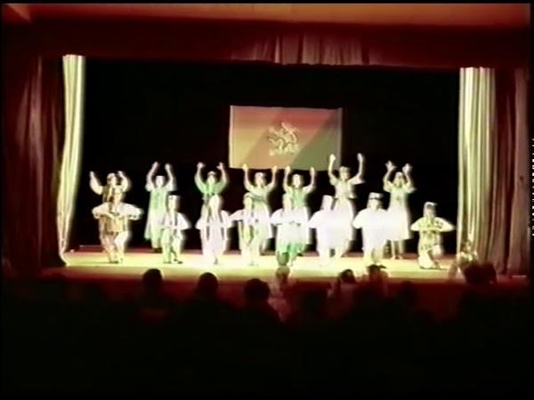 Таджикский народный танец Весна