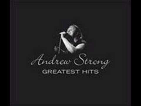 Andrew Strong Ain't No Mountain High Enough
