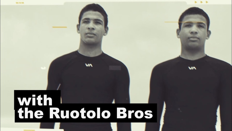 MAT CHAT w the Ruotolo Brothers!