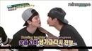 Weekly Idol BIG BYUNG Paper Game BTOB Sungjae,VIXX N,Hyuk, GOT7 Jackson