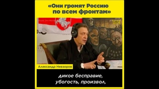 «Они громят Россию по всем фронтам»