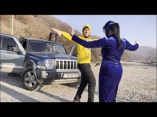 Девушка Танцует Красиво Чеченская Песня 2021 Лезгинка С Красавицей Я Кавказец злой породы ALISHKA HD