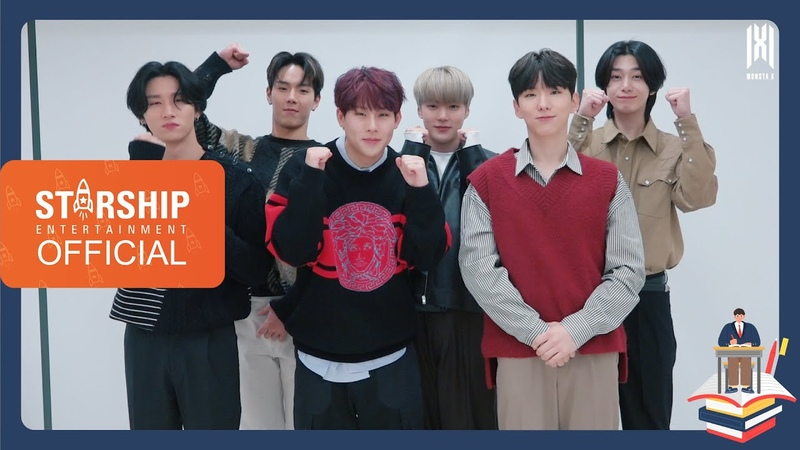 YT 02.12.2020 Special Clip MONSTA X message for Monbebe CSAT 2020