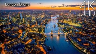 London in 4K UHD Drone