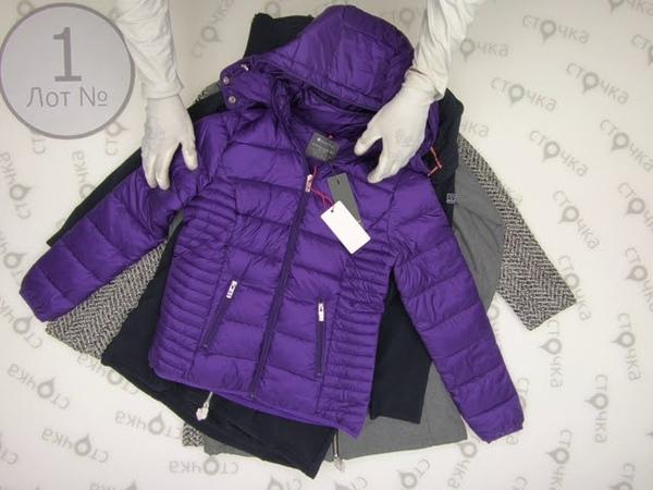 One Kiabi Puffa autumn winter 1 Цена за кг 26 16 евро Сток одежда оптом