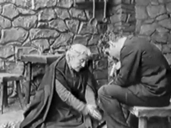 Sardegna Cinema Cenere con Eleonora Duse 1916 Пепел