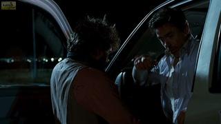 Питеру прострелили ногу.Впритык Due Date (2010) Фрагмент