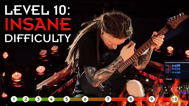 10 LEVELS OF METAL GUITAR SOLOS! | Easy To Hard