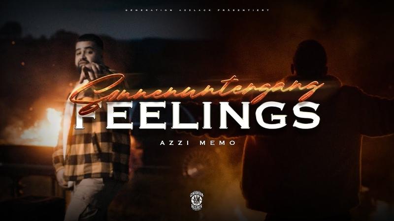 AZZI MEMO SONNENUNTERGANG FEELINGS prod von SOTT Bex DTP Official Video
