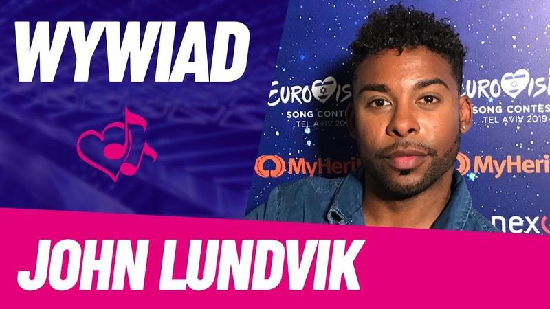 John Lundvik opowiada o znajomości z Margaret | SZWECJA | WYWIAD | Eurowizja 2019