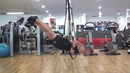 Workout Calisthenics on TRX by Jerem Bodyworkout Switzerland