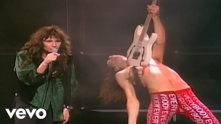 Mr. Big - Road To Ruin / Paul Gilbert Guitar Solo (Live in Tokyo, 1991)