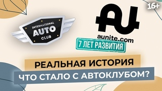 7 лет Aunite Group. С чего все начиналось?