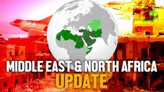 Israeli sabotage in Iran? Iranian professor brings update on Middle East & North Africa
