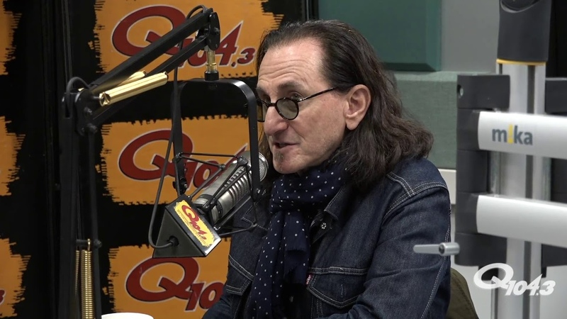 Geddy Lee Tells His Family's Holocaust Story Full Interview