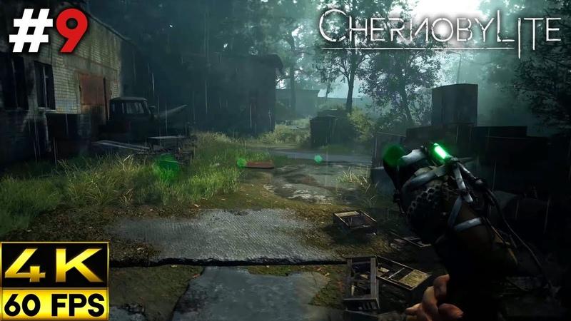 Chernobylite Gameplay Walkthrough Part 9 4K 60FPS