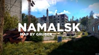 Namalsk (Custom map by Gruber)