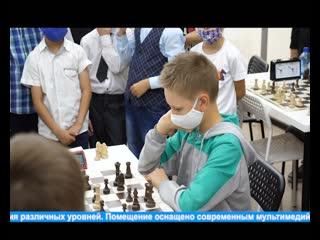 Сергей Карякин в Чебоксарах: шахматная школа открыта, сеанс одновременной состоялся!