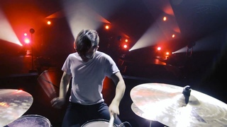 Courtesy Call Thousand Foot Krutch - Drum Cover by Bailey Sample