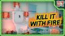 Я СЖЁГ дом, пытаясь УБИТЬ ПАУКА! ► Полная версия Kill It With Fire прохождение ● Геймплей KiwF игры