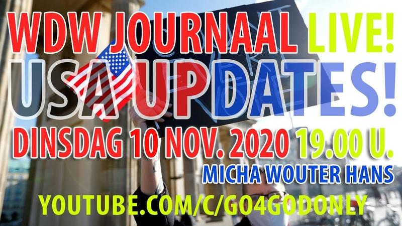 WDW JOURNAAL 10 11 2020 USA UPDATES EN MEER YouTube