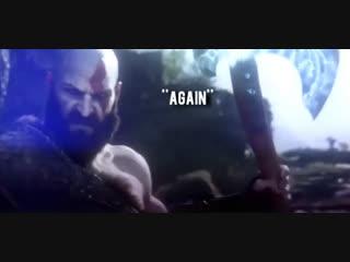「⊱ god of war ⊰」 kratos & atreus