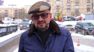 Покупаем продукты, обработка казана, салат Узбекистан, Басма! Сталик Ханкишиев на РенТВ, 2-й выпуск.