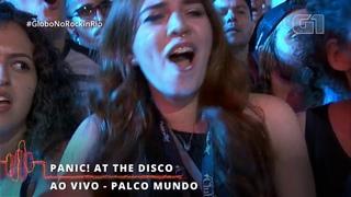 Panic! At the Disco - Rock In Rio Brazil 2019 - FULLHD