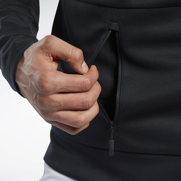 Худи Knit Half-Zip Control image 6